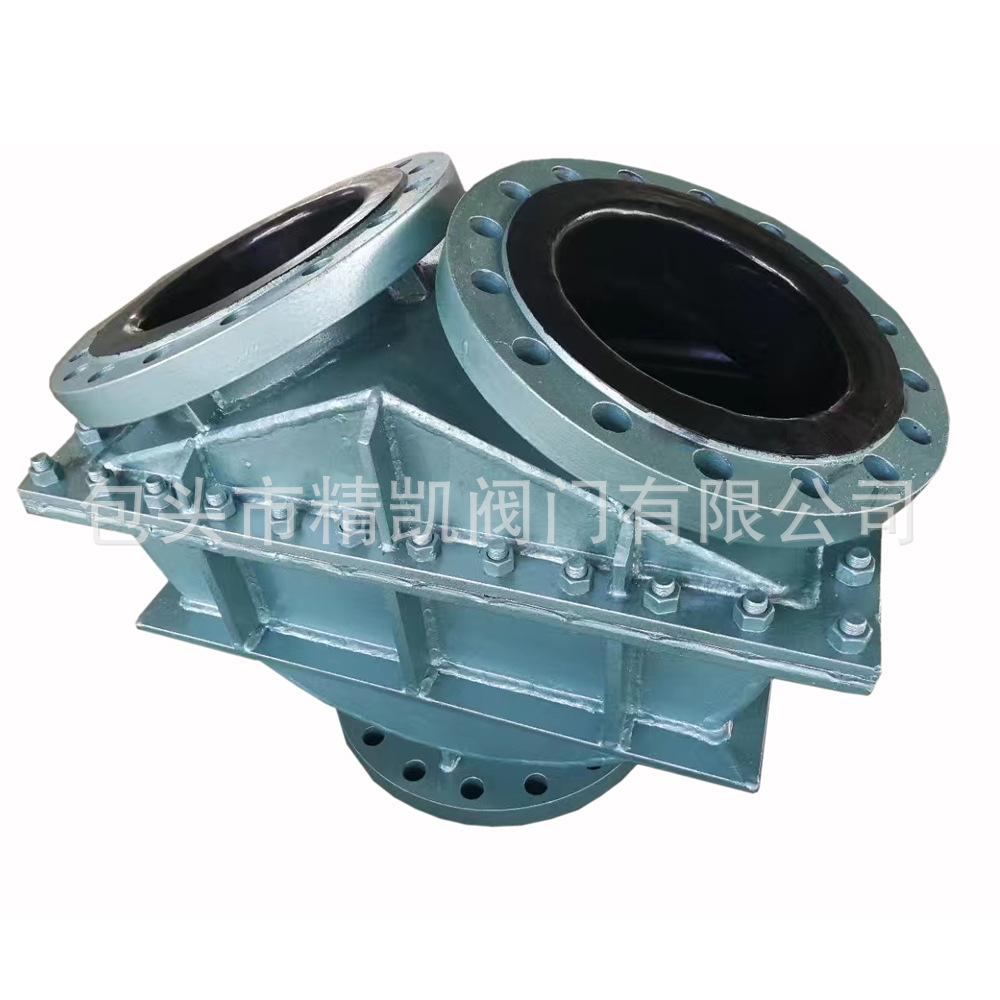 厂家低价直销 SZH49J/PHZ48X三通矿浆换向止回阀 陶瓷泰勒阀