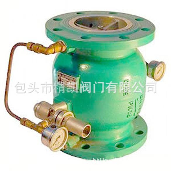 YS743X直流可调式调节恒减压阀 双膜低阻力倒流防止器