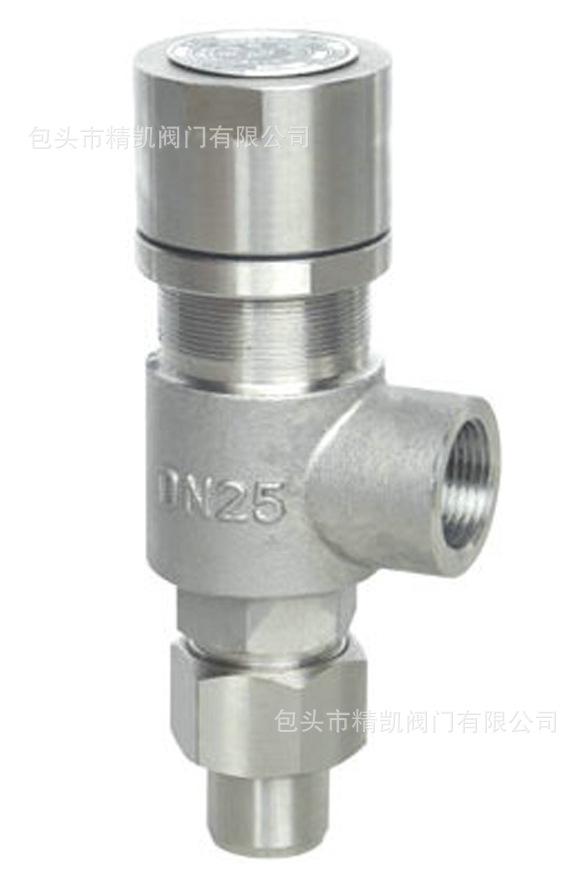 厂家低价直销 LNG 天然气液氮 氨用betway88必威客户端 DA21W低温微启式安全阀