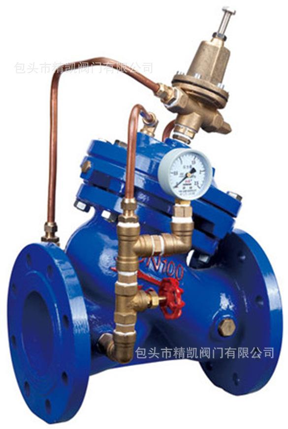 内蒙回水管道配套betway88必威客户端  AX742X AX745X隔膜式超压安全泄压阀
