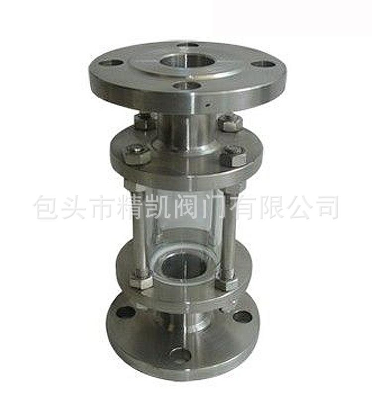 专业生产焊接/快装视盅 玻璃管食品视盅 视镜阀