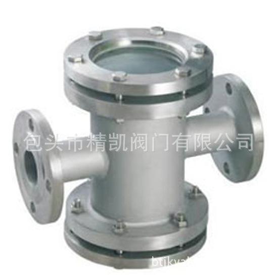 内蒙清水泵配套betway88必威客户端直销   HGS07不锈钢水流直通视镜阀