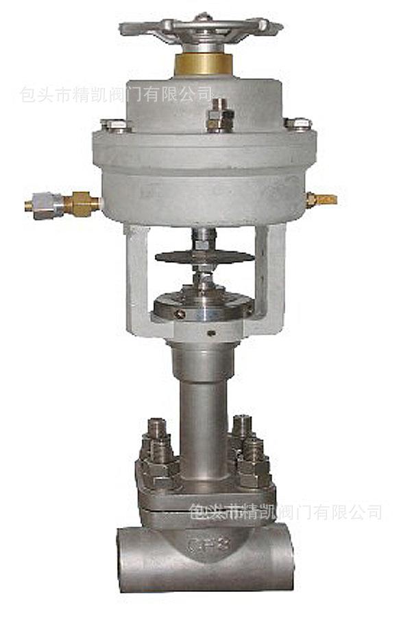 厂家低价直销 LNG深冷处理betway88必威客户端 DJ661F气动紧急切断阀