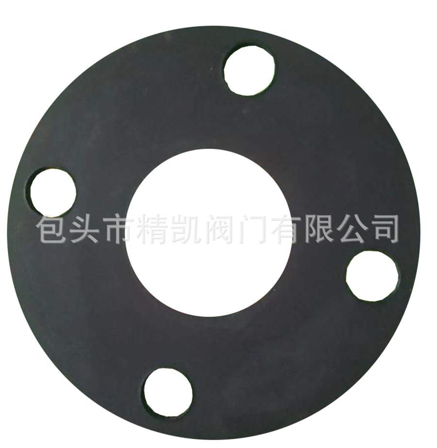 硫酸盐酸罐人孔配套  带螺栓孔氯丁胶 丁晴橡胶垫片 5MM 8MM