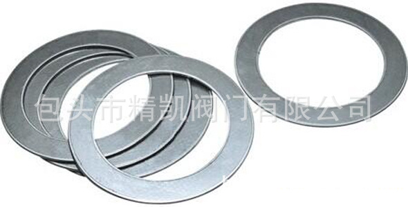 锡林郭勒盟呼伦贝尔燃气管道专用垫片 石墨复合垫片