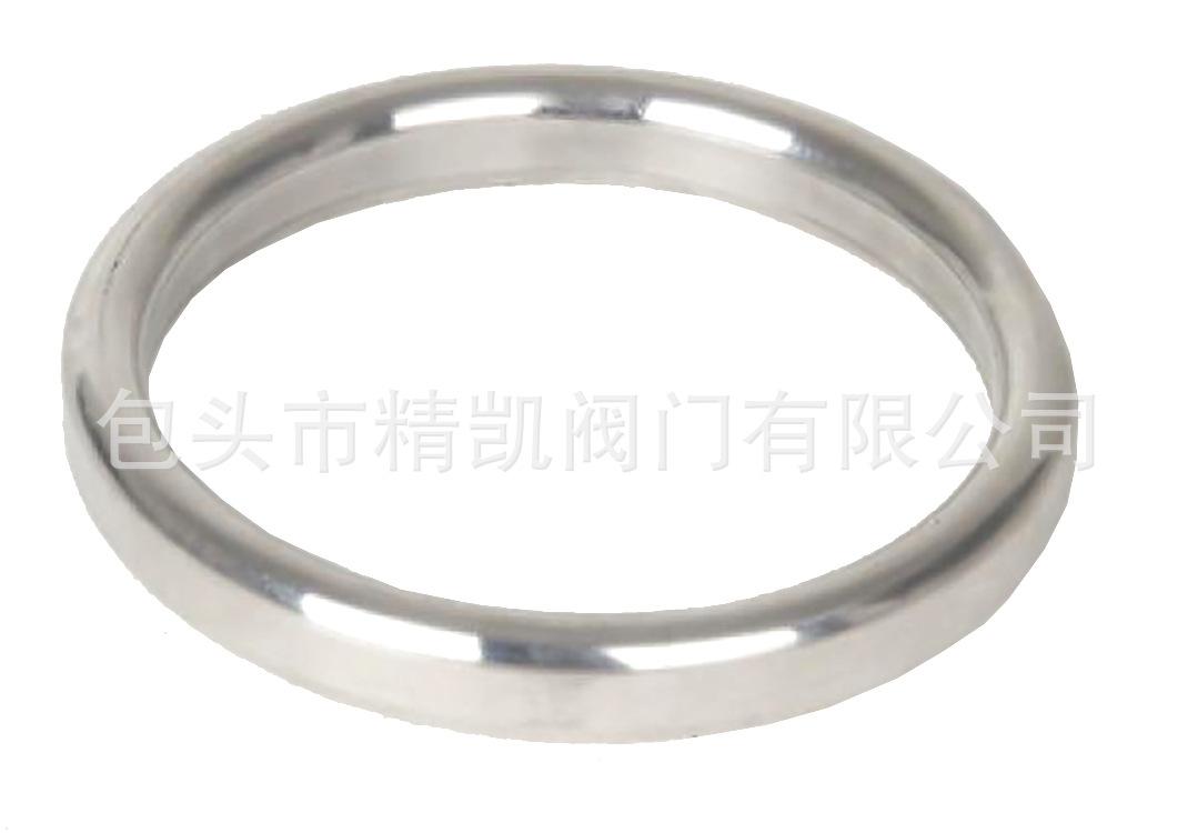 高压美标betway88必威客户端配套 RTJ金属椭圆垫 透镜垫