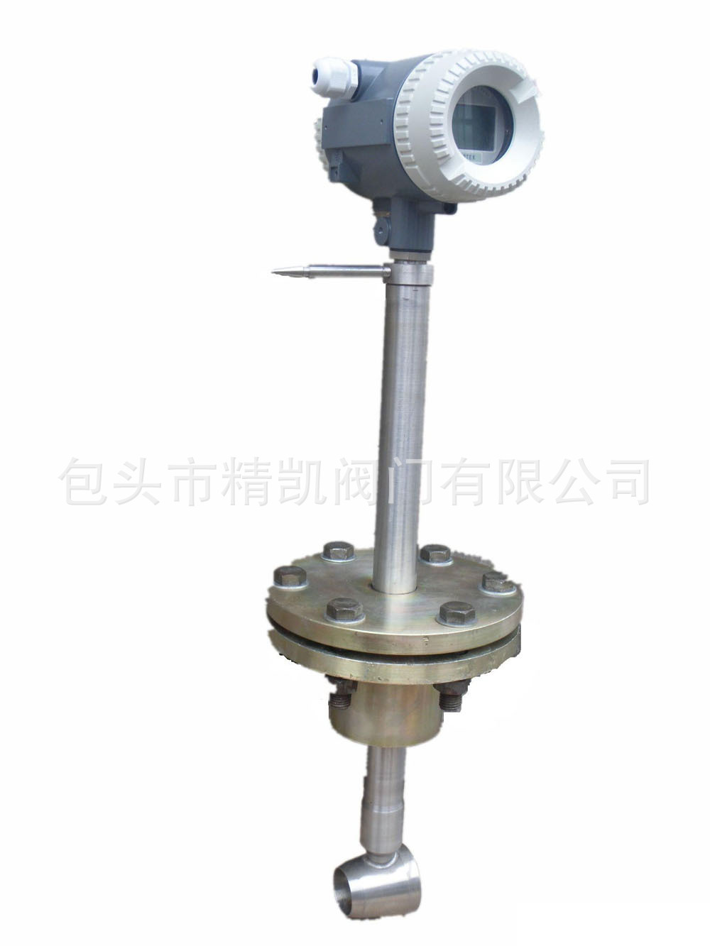 厂家内蒙批发 LUGB插入式涡街流量计 蒸汽流量计