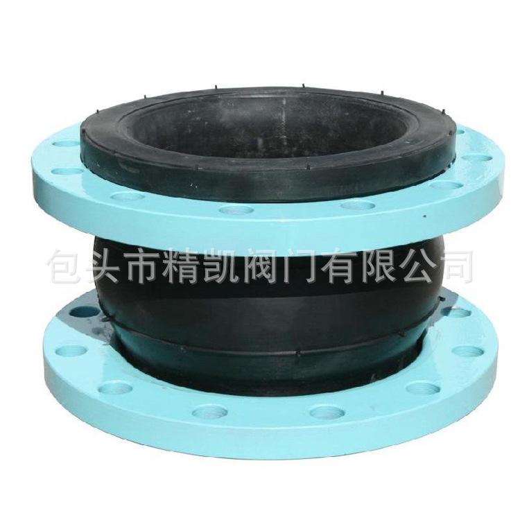 betway88必威客户端配套法兰 GJQ KXT可曲挠柔性橡胶软连接头 橡胶减震器膨胀节