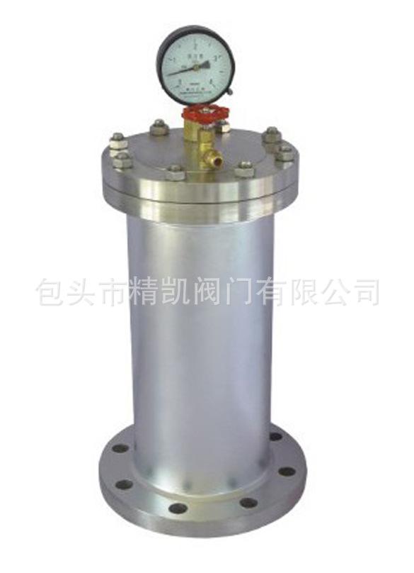 厂家直销 SZ9000铸钢活塞式水锤消除器 水锤吸纳器