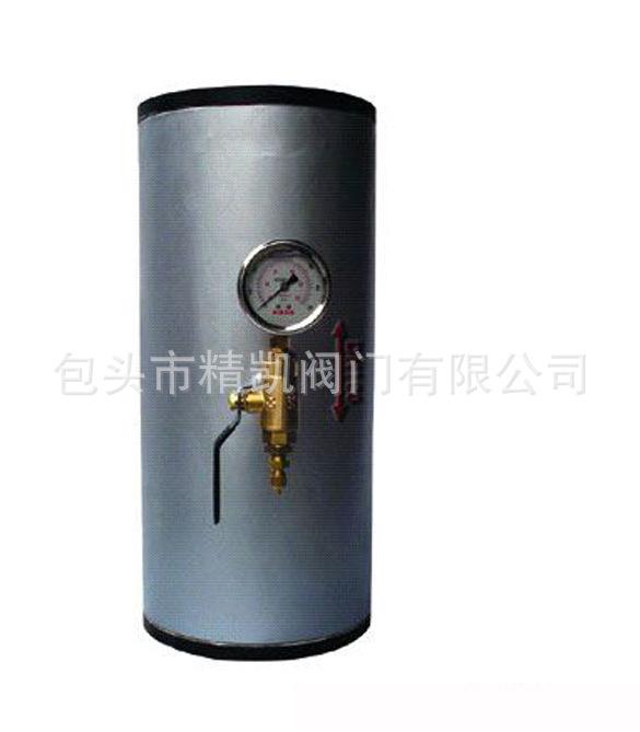 内蒙betway88必威客户端直销 SZ8000隔膜气囊式水锤消除器 水锤吸纳器