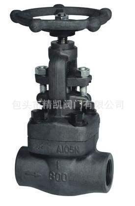 内蒙古石油化工betway88必威客户端  J11Y   J61Y  A105承插焊接美标截止阀